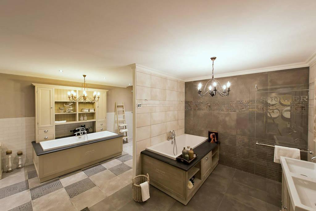 Tegels landelijk keuken - Badkamer ontwerp fotos ...