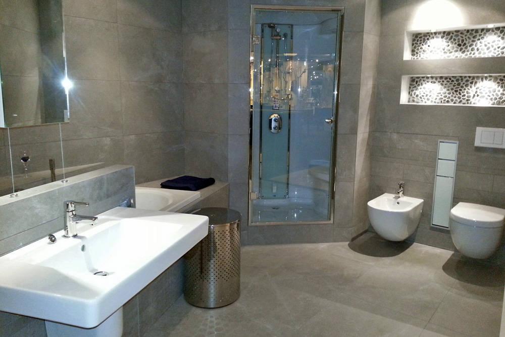 Moderne badkamers strak en eigentijds - Moderne badkamer badkamer ...
