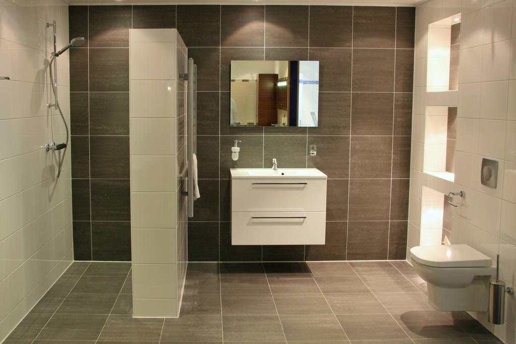 Badkamer landelijke badkamer : BUDGET-Trendline badkamers