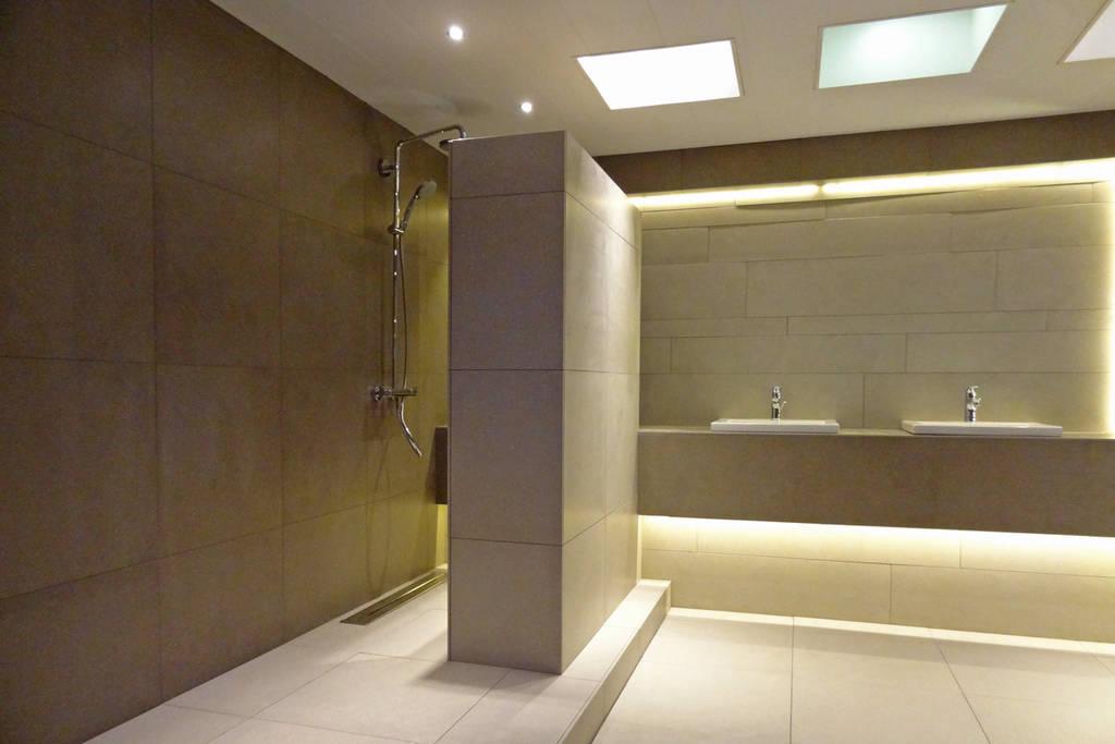 Badkamertegels paul roescher worldtegelexpo - Moderne design badkamer ...