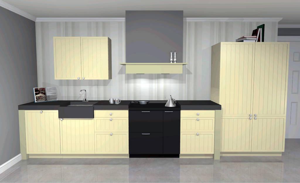 Combi voorbeelden vol combivoordeel paul roescher landelijk modern - Voorbeeld van open keuken ...