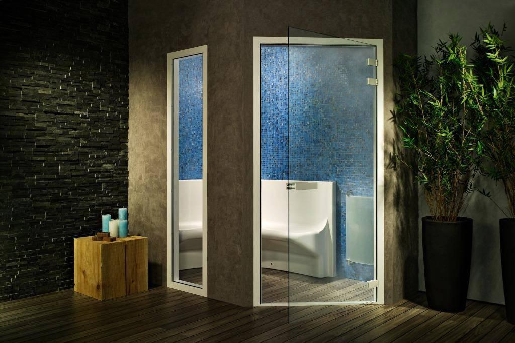 Stoomcabines | Luxe badkamers van Paul Roescher