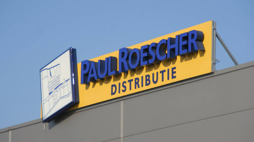 Paul Roescher Distributie