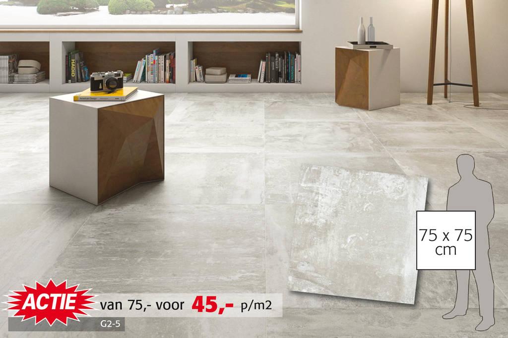 Stucwerk beton tegel | Top kwaliteit keramiek met hoge  slijtvastheid