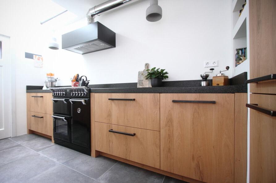 Industriele Keuken Industrial : Industriële keukens: heerlijk variëren met stoere robuuste materialen
