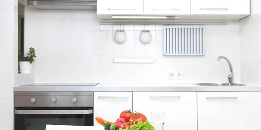 6 tips voor een kleine keuken