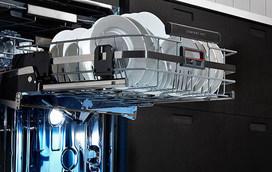 De ComfortLift vaatwasser: uitruimen met plezier
