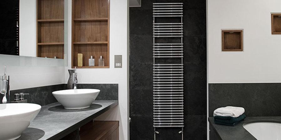 Stap de douche uit en de warmte in!