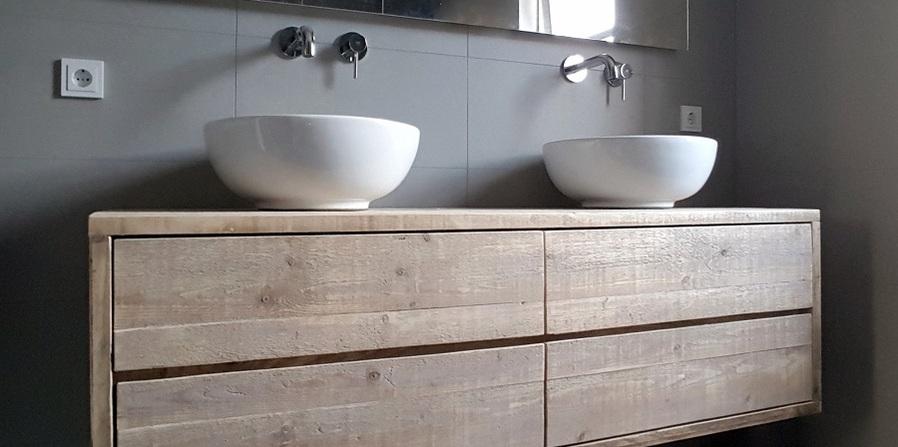 Een industriële badkamer: inspiratie en ideeën