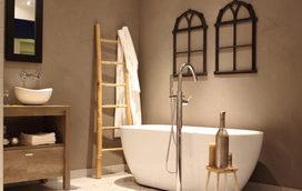 Een landelijke badkamer: tips en inspiratie