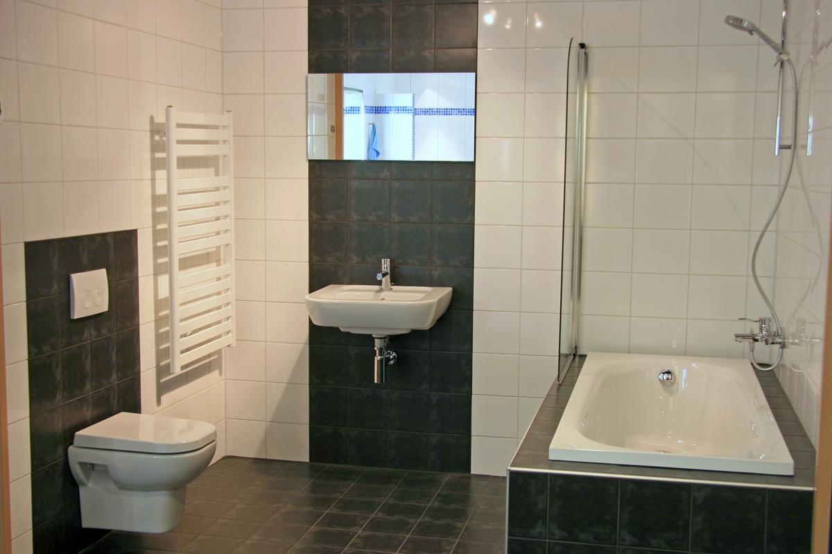 Moderne badkamers: strak en eigentijds