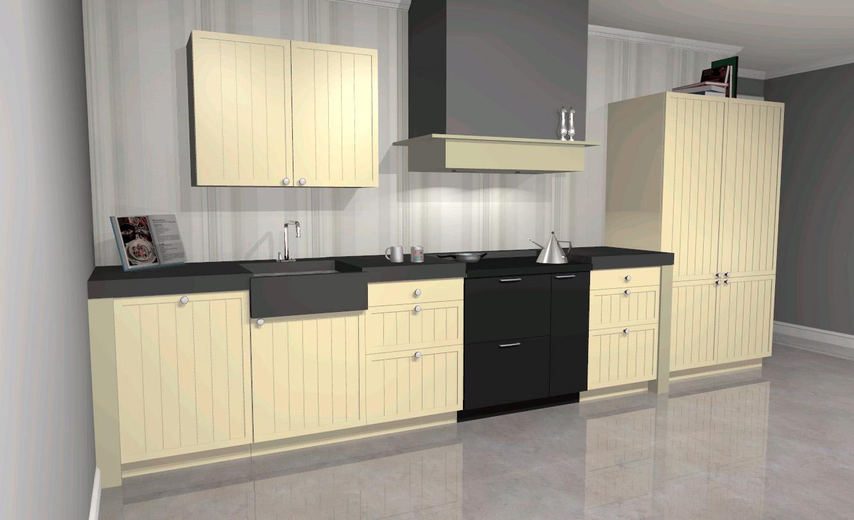 Combi voorbeelden vol combivoordeel paul roescher carri remakers - Voorbeeld van open keuken ...