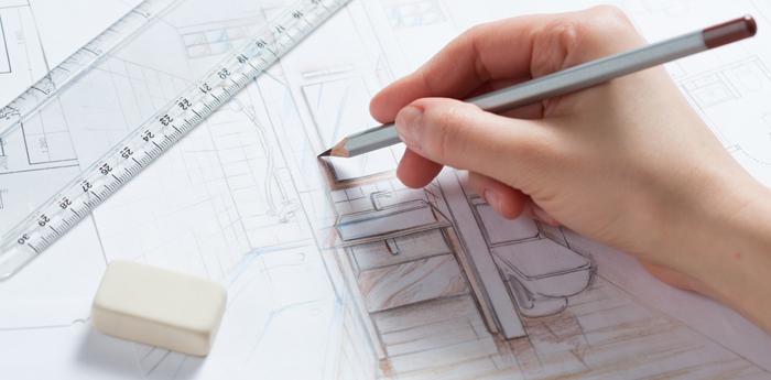 Hoe ontwerpt u een badkamer 5 cruciale tips for Inrichting tekenen