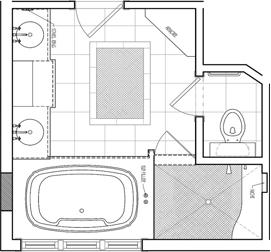 slimme badkamer indelingen, ideeën en oplossingen, Deco ideeën