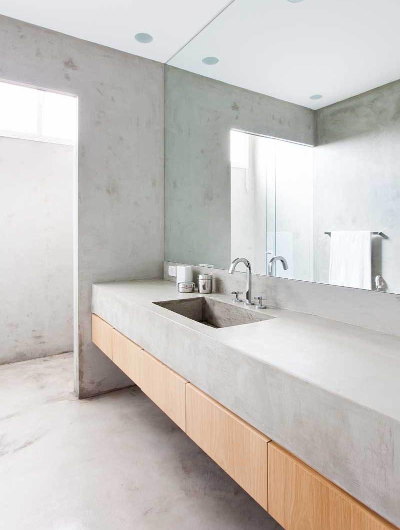 Stoere badkamer: 9 inspirerende voorbeelden
