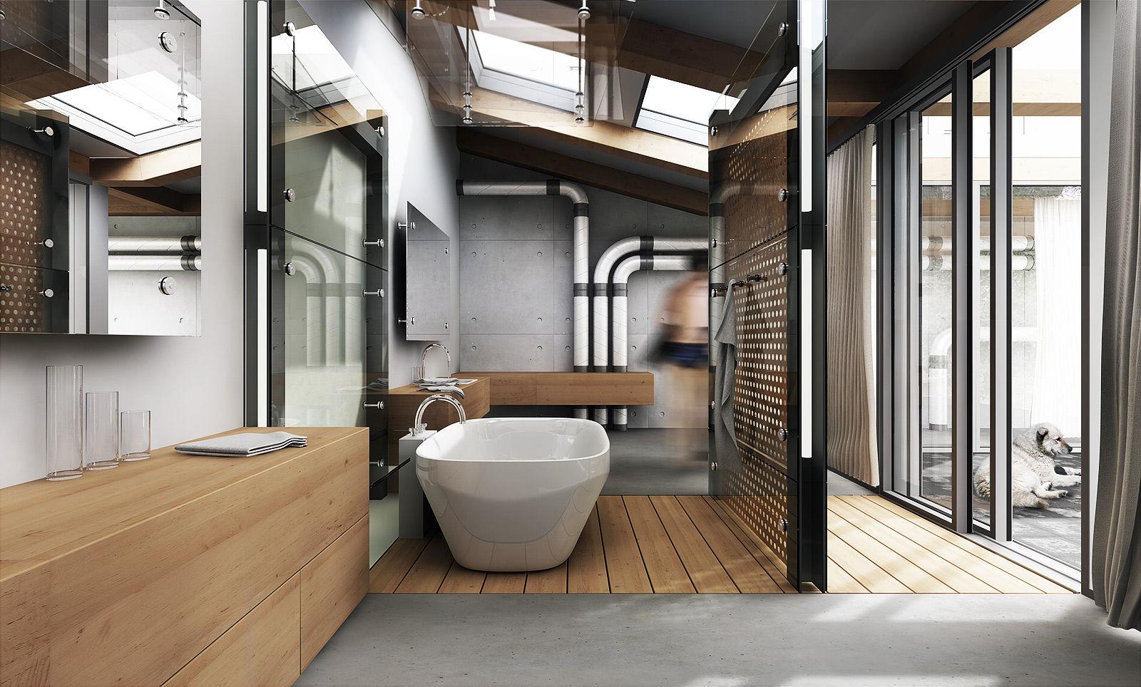 Industri le badkamer de trend van het jaar - Indus badkamer ...