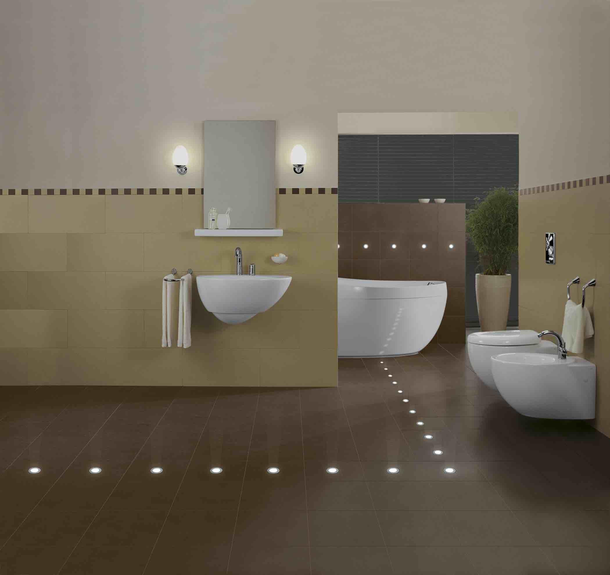 badkamerverlichting 12 slimme tips en ideeà n