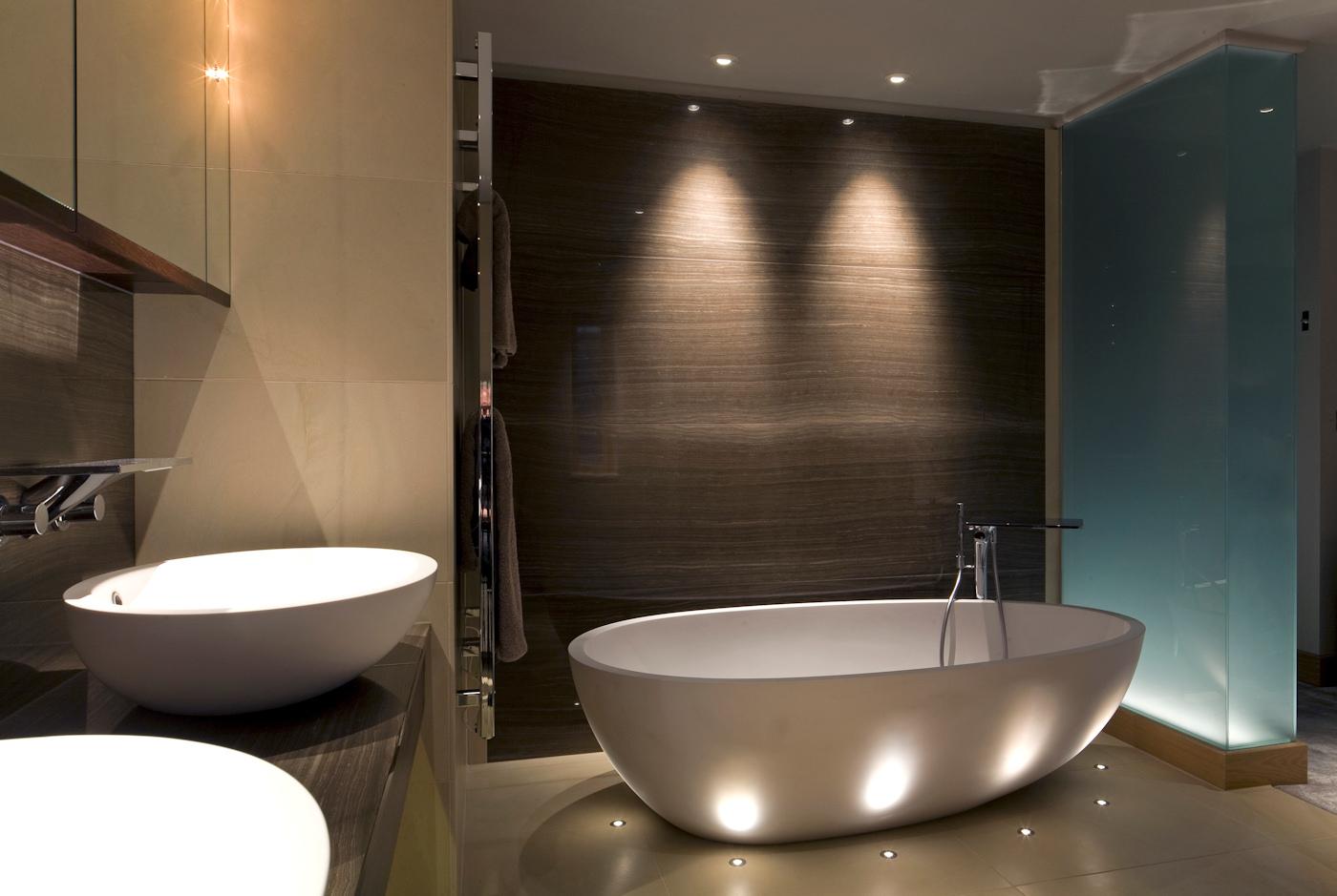 Badkamerverlichting: 12 slimme tips en ideeën