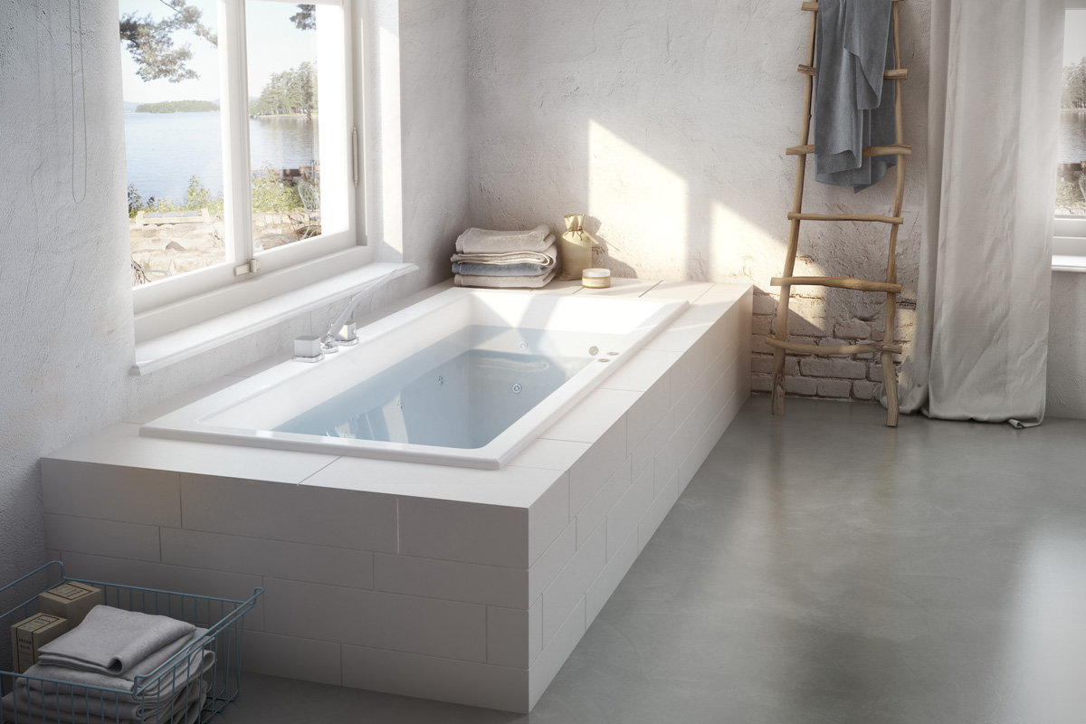 Een bad kiezen: doe de check