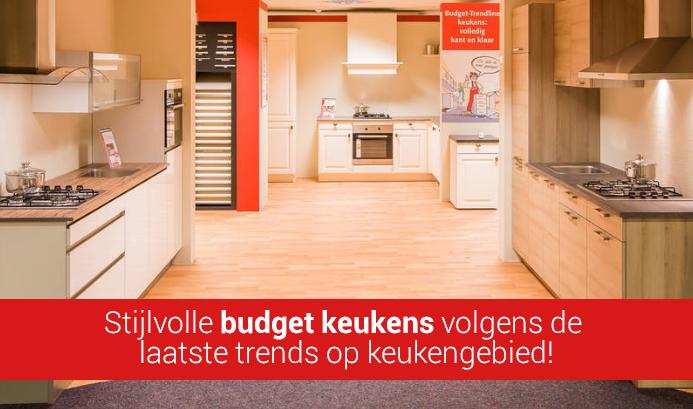 Budget trendline keukens de goedkoopste budget keukens for Beste 3d keukenplanner