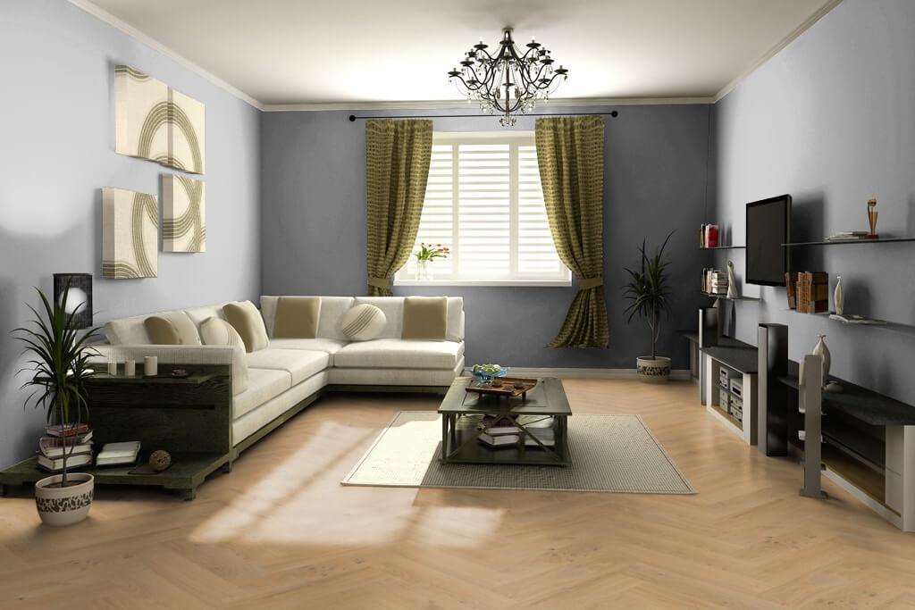 Moderne vloeren; voor elk trendy huis