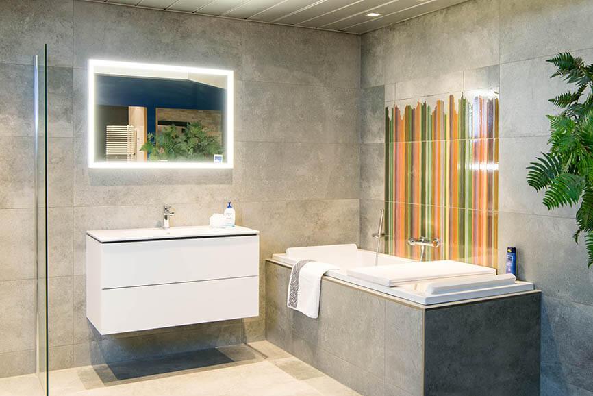 Een Moderne Badkamer Strak Trendy En Tijdloos