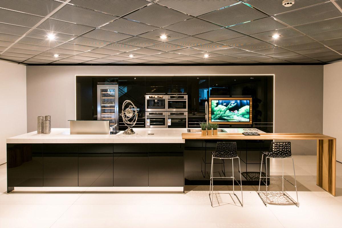 Luxe Design Keuken : Luxe keukens voorbeelden van ultieme luxe
