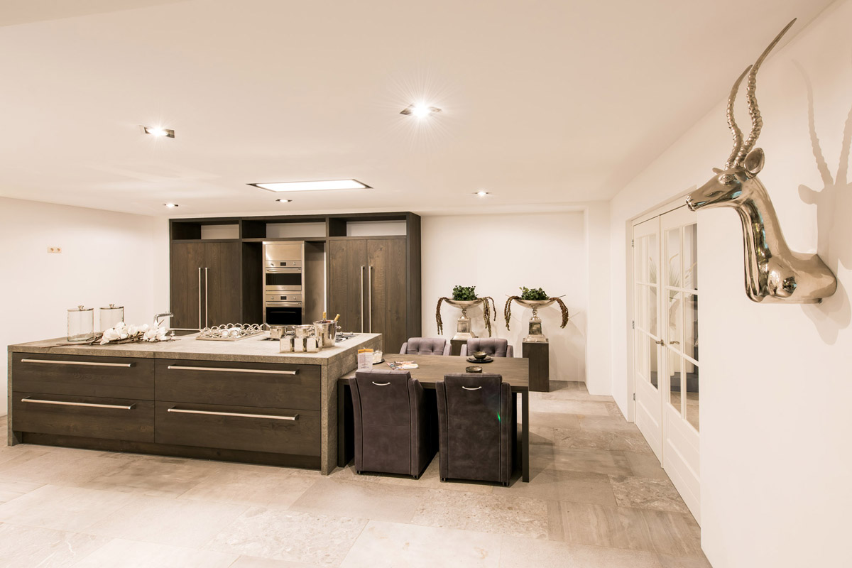 Keuken Ontwerpen Voorbeelden: Interieur voorbeelden voor uw woning ...