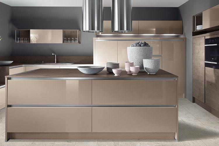 Paul Roucher Keukens : Design keukens voorbeelden van een prachtig design
