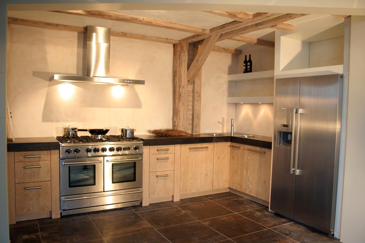 De Eikenhouten Keuken : Eiken keukens meest gekozen houtsoort voor keukens